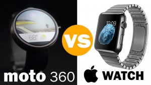 iwatch thumb vs moto
