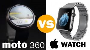 iwatch thumb vs moto